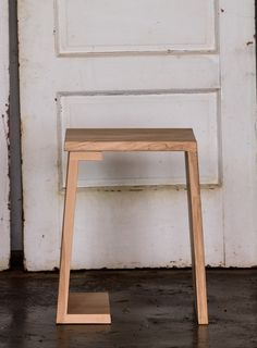 Strand end table by Stephen Lysak