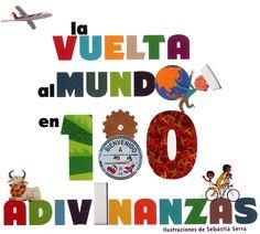 Blog de los niños: La vuelta al mundo en 180 adivinanzas