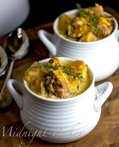 Steak and Ale Cheese Soup An English pub classic made easy in the slow cooker.