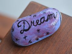 A personal favorite from my Etsy shop https://www.etsy.com/ca/listing/273261914/dream-motivation-garden-hand-painted