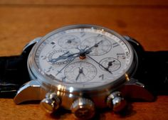 Heritage Watch Manufactory Firmamentum