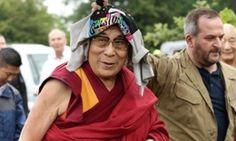 Dalai Lama gives Glastonbury his verdict on Isis: 'unthinkable' - THE GUARDIAN #DalaiLama, #Glastonbury, #ISIS, #World