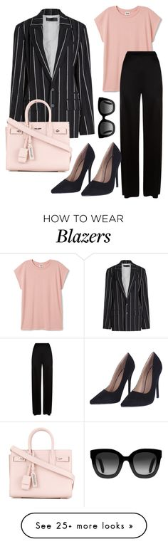"""being you own boss"" by puterizairin on Polyvore featuring Haider Ackermann, Temperley London, Yves Saint Laurent and Gucci"