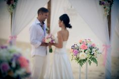 Wedding Photographer Koh Samui Thailand | Beach Wedding -Photography Bangkok - Anoop Photography