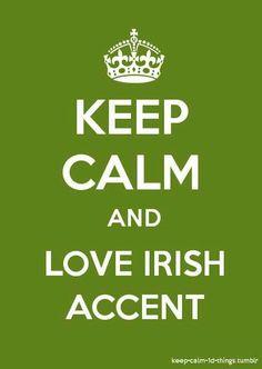 Love Irish Accent