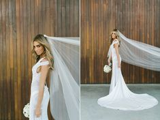 J'Aton Wedding Dress - Nadia Coppolino and Jimmy Bartel Wedding by Kristen Cook Photography // kristencook.com.au