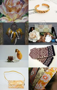 Some are yellow and some are brown by carole on Etsy--Pinned with TreasuryPin.com