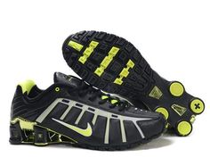 the latest 6fb91 aec56 Nike Shox NZ Mens Running Shoes designed with sporting excellence in mind,  the Shox is perfect for tough workouts, however it s stylish design means  it ...