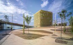"""Galería de Palacio de Congresos y Exposiciones """"Vegas Altas"""" / Pancorbo + de Villar + Chacón + Martín Robles - 14"""
