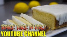 My Easy Lemon Pound Cake Recipe ! Click the picture to start my video recipe on Youtube