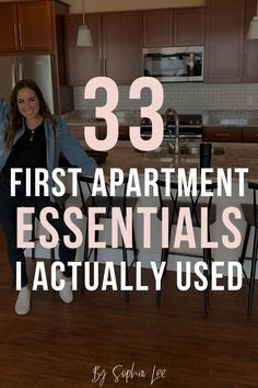 i used this first apartment essentials and first apartment checklist so much. even sent it to my mom so she knew everything i needed too haha
