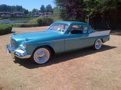 1957 Studebaker Silver Hawk Maintenance/restoration of old/vintage vehicles: the material for new cogs/casters/gears/pads could be cast polyamide which I (Cast polyamide) can produce. My contact: tatjana.alic@windowslive.com