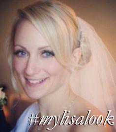 Lisa eldridge wedding