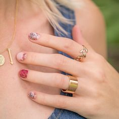 We love the look of It's Purty and The Little Prince together. #Jamberry #Disney
