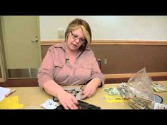 Stenciling with Shiva Paint Sticks - YouTube