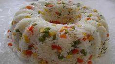 Reis mit Gemüse - Sebzeli Pilav