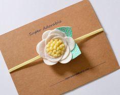 Hey, I found this really awesome Etsy listing at https://www.etsy.com/listing/281439724/flower-headband-felt-flower-garland