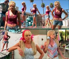 Thousand faces of white trailor trash. Jaime Pressly as Joy White Trash Party Outfits, White Trash Outfit, White Trash Bash, Trailer Trash Party, Redneck Christmas, My Name Is Earl, Redneck Party, Middle Hair, Party Like Its 1999