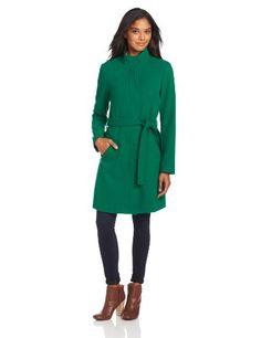 Maison Scotch Women's Long Tailored Outerwear, Green, 4 Maison Scotch,http://www.amazon.com/dp/B00DRCOXAG/ref=cm_sw_r_pi_dp_EkN.sb1D0JZW7TYH