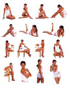 More Posing tips
