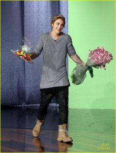 Justin Bieber Gets Interviewed on 'Ellen'