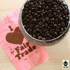 Fair Trade is true love. Hit 'like' if you agree!