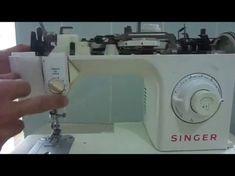 Como consertar trocar o tensor da Singer facilita desmontar montar e regular o ponto - YouTube