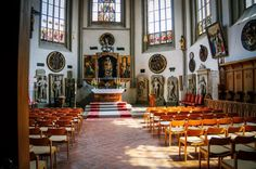 St. Gumbertus - Ansbach Germany