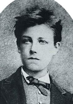 Rimbaud...artist outlaw