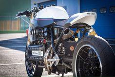 BMW K1100 -- LaDini - RocketGarage - Cafe Racer Magazine