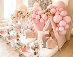 Slumber Party Decorations, Girl Birthday Decorations, Birthday Ideas, Sleepover Birthday Parties, Picnic Birthday, Tent Parties, 11th Birthday, Birthday Cake, Kids Sleepover