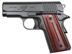 "Kimber Ultra RCP II, Custom Shop 45ACP 1911 Pistol, 3"" Barrel, 7 Round Magazine, Rosewood Grips. - Impact Guns"