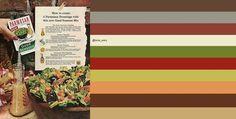 Italian Salad Dressing Ad: original image ©Devon Parks via   http://www.flickr.com/photos/77232977@N00/16310952263/in/pool-kitschen/