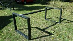 Estructura hierro para mesa ratona