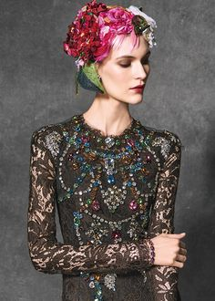 Discover the new Dolce & Gabbana Women's Evening Collection for Fall Winter 2016 2017 and get inspired.
