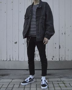 Streetwear daily - - - Check out our clothing label: /threadssupplyco ** Grunge Outfits, Mode Outfits, Casual Outfits, Hipster Outfits Men, Cool Outfits For Boys, Hippie Outfits, Outfit Ideas For Guys, Mens Fashion Outfits, Fresh Outfits