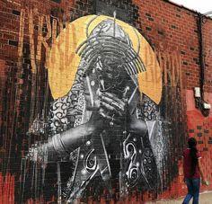 Raul Zito's work in New York (photo artist)