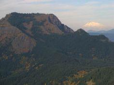 Hamilton Mountain - Hiking in Portland, Oregon and Washington