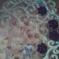 Embroidery Handwork patch 5134