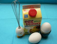 Best egg substitute with recipe on pinterest - Alternative uses for eggs ...