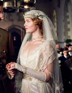 Holliday Grainger as Lady Constance Chatterley in Lady Chatterley's Lover (2015). [x]