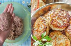 Recepty - Strana 29 z 44 - Vychytávkov Ground Meat Recipes, Cooking Recipes, Healthy Recipes, Russian Recipes, Kefir, Thing 1, Salmon Burgers, Pork, Food And Drink