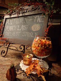 chalkboards, houses, grad parties, fall autumn, fall chalkboard, fall decorations, quot, front porches, fallautumn