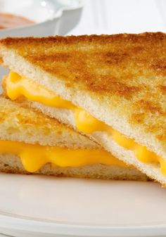 America's Favorite Grilled Cheese Sandwich – America's Favorite Grilled Cheese Sandwich is also its easiest and most basic—nothing but bread, butter and cheese, grilled to golden perfection.