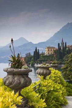 Villa Monastero, Varenna, Lecco Province, Italy Travel Destination