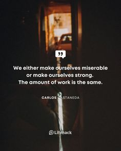 Quotes For Him, Quotes To Live By, Life Quotes, Carlos Castaneda, Goal Digger, Motivationalquotes, Awakening, Quote Of The Day, The Dreamers