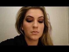 Maquiagem para o inverno com produtos Avon por Alice Salazar