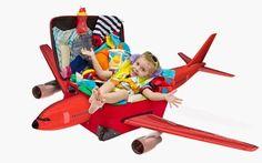 Praktyczna Mama Pierworodnego: Podróż samolotem z dzieckiem- 0 czym należy pamięt...
