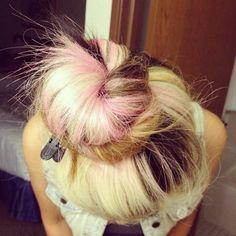 Allison Greens hair