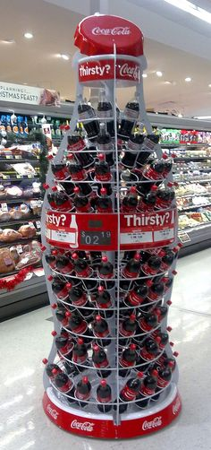 """Coca Cola  Display for """"Share a Coke with ______"""" Campaign   by hytam2"""